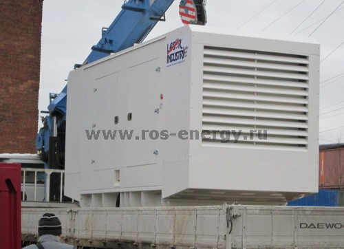 Дизельная электростанция Laser Industries LIP 500