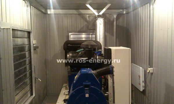 Блочно-модульные электростанции БКЭС 108.2