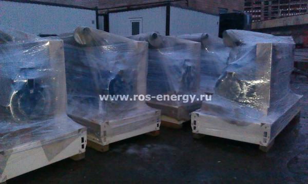 Дизельные генераторы FG Wilson Р150-1