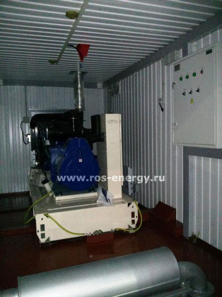 Дизель-генераторы FG Wilson Р150-1 108 кВт