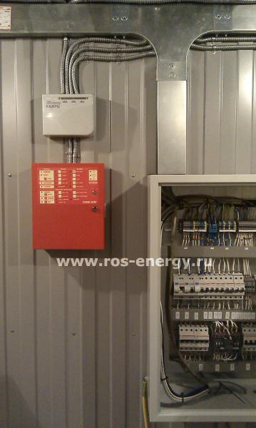 Изготовление АВР для дизельных генераторов
