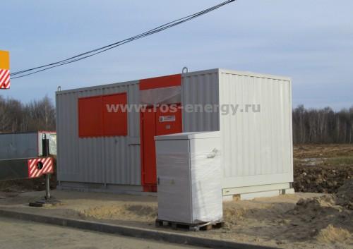 Дизель-генераторные установки в контейнере