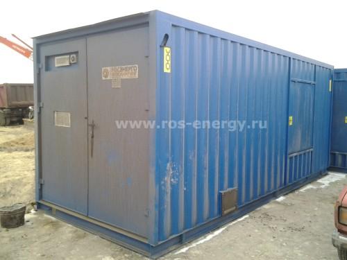 Дизельные электростанции в контейнере Север