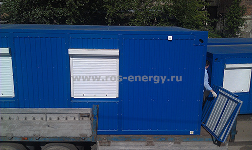 Проектирование и изготовление контейнеров в Росэнергоинжиниринг