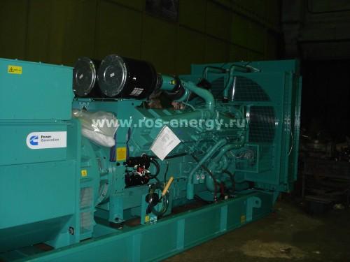 Дизель-генератор Cummins C1400D5