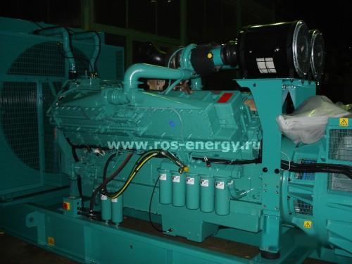 Дизельный генератор (ДГУ) Cummins C1400D5